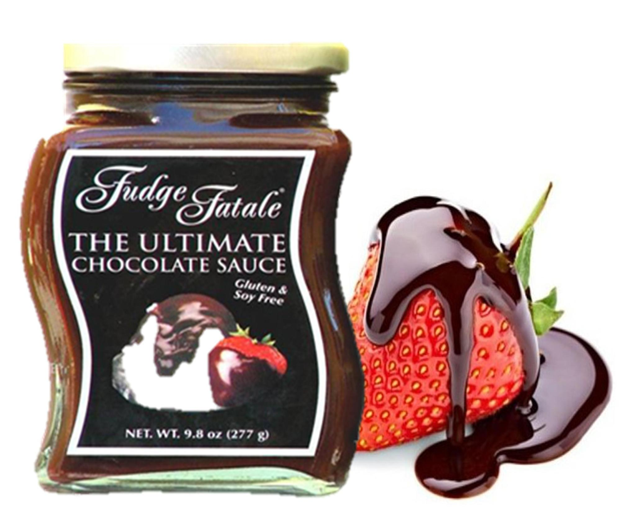 Fudge Fatale Chocolate Sauce