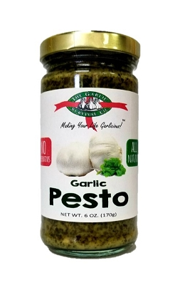 Garlic Pesto Sauce  (CASE)