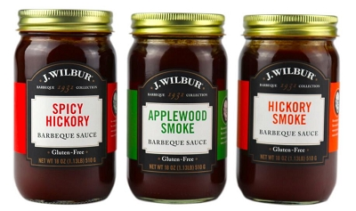 J. Wilbur Foods BBQ Sauce Variety Pack (All 3 sauces)